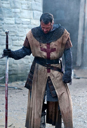 James Purefoy as Thomas Marshal, a Templar 
