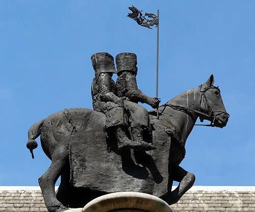 Templar Knight Horse Vector Images (27) | 416x500