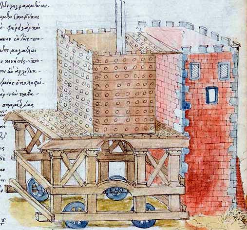 a belfry from a treatises on engines and weapons italy c 1510 ms hunter 220 u21 h220 10rd