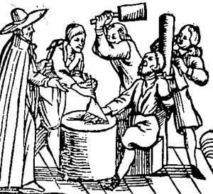 ways of torture in medieval times