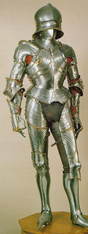 Medieval Infantry Armor